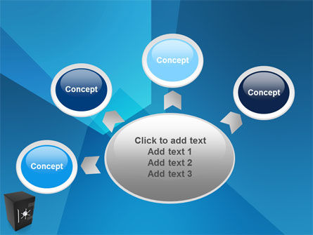 Safe PowerPoint Template Slide 7