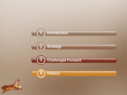Vessel PowerPoint Template, Slide 3, 03568, Medical — PoweredTemplate.com