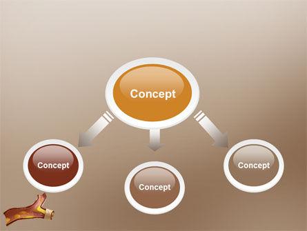 Vessel PowerPoint Template, Slide 4, 03568, Medical — PoweredTemplate.com