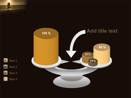Romantic Evening PowerPoint Template Slide 10