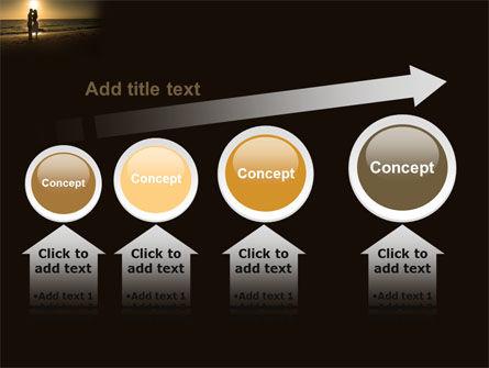 Romantic Evening PowerPoint Template Slide 13