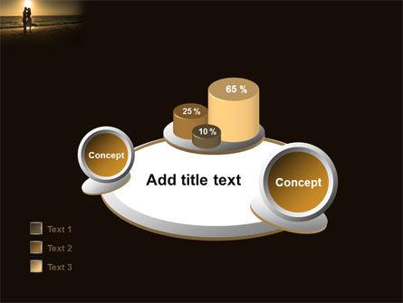 Romantic Evening PowerPoint Template Slide 16