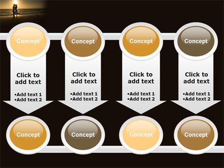 Romantic Evening PowerPoint Template Slide 18
