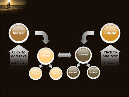 Romantic Evening PowerPoint Template Slide 19