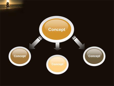 Romantic Evening PowerPoint Template, Slide 4, 03570, Religious/Spiritual — PoweredTemplate.com