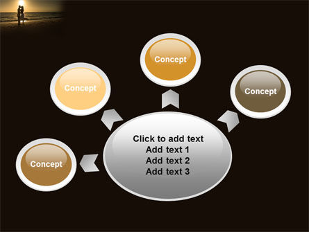 Romantic Evening PowerPoint Template Slide 7