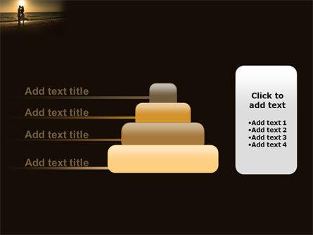 Romantic Evening PowerPoint Template Slide 8