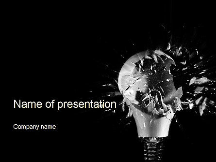 Business Concepts: Insight PowerPoint Template #03572