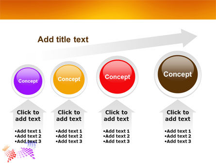 Cycle PowerPoint Template Slide 13