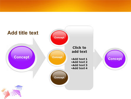 Cycle PowerPoint Template Slide 17