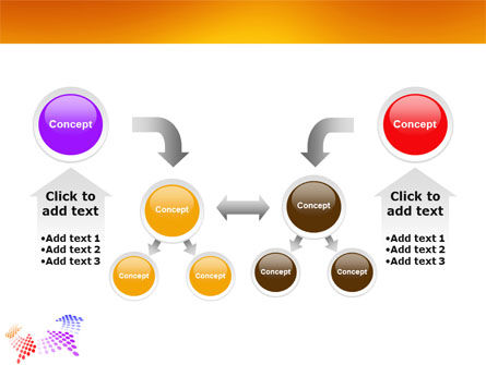 Cycle PowerPoint Template Slide 19