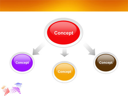 Cycle PowerPoint Template Slide 4
