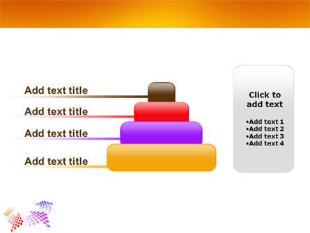 Cycle PowerPoint Template Slide 8
