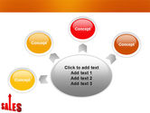 Sales PowerPoint Template#7