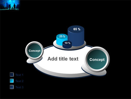 Oceanarium PowerPoint Template Slide 16