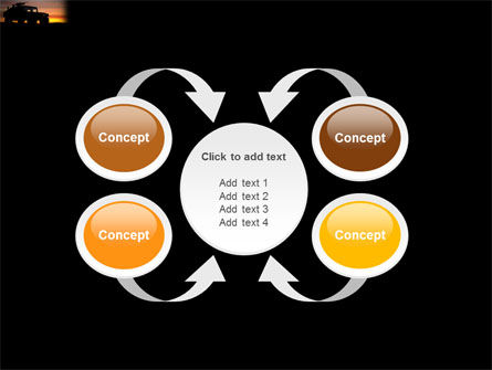 War Conflict PowerPoint Template Slide 6
