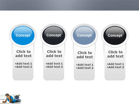 Call By Phone PowerPoint Template Slide 5