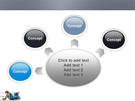 Call By Phone PowerPoint Template Slide 7