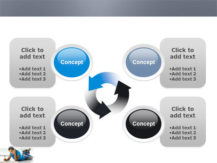Call By Phone PowerPoint Template Slide 9
