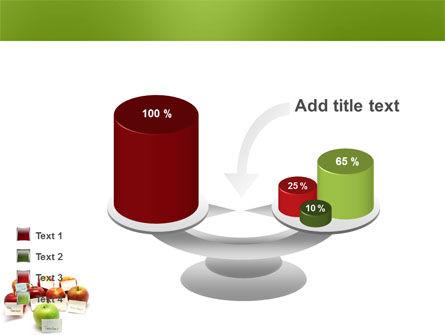 Apple for Teacher PowerPoint Template Slide 10