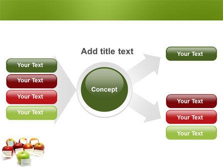Apple for Teacher PowerPoint Template Slide 14