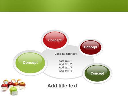 Apple for Teacher PowerPoint Template Slide 16