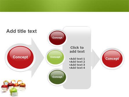 Apple for Teacher PowerPoint Template Slide 17