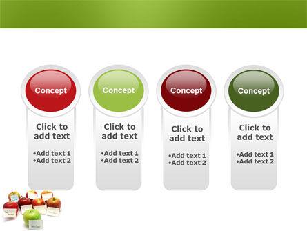 Apple for Teacher PowerPoint Template Slide 5