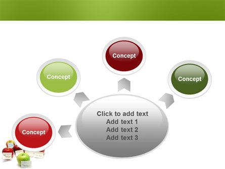 Apple for Teacher PowerPoint Template Slide 7