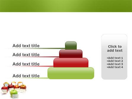 Apple for Teacher PowerPoint Template Slide 8