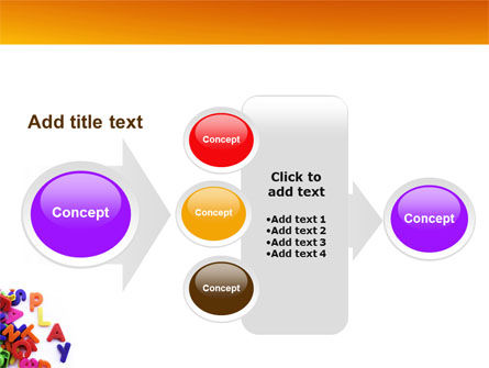 Word Play PowerPoint Template Slide 17