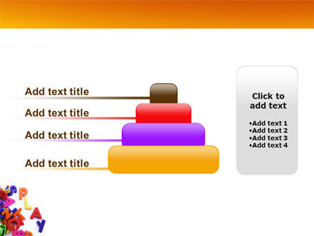 Word Play PowerPoint Template Slide 8