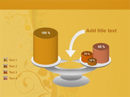 Autumn Theme PowerPoint Template Slide 10