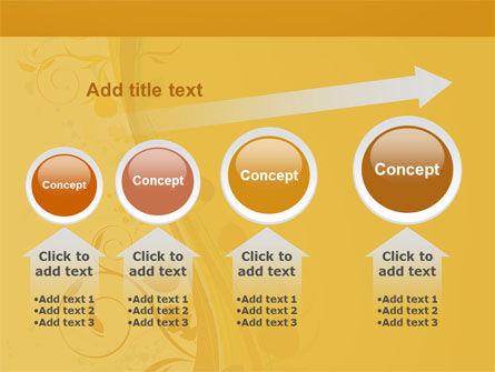 Autumn Theme PowerPoint Template Slide 13