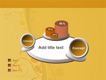 Autumn Theme PowerPoint Template Slide 16
