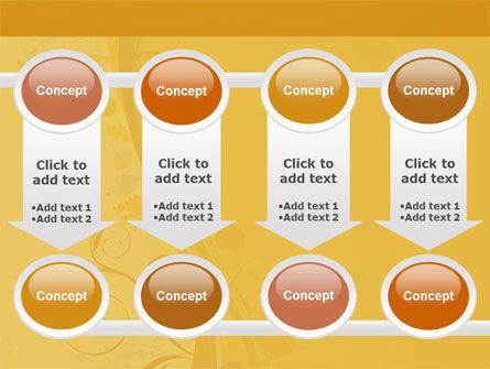 Autumn Theme PowerPoint Template Slide 18