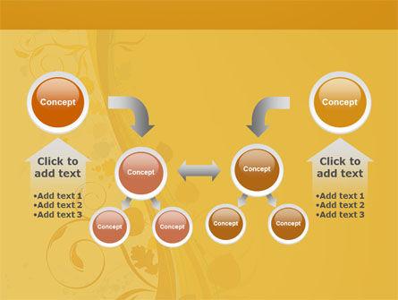 Autumn Theme PowerPoint Template Slide 19