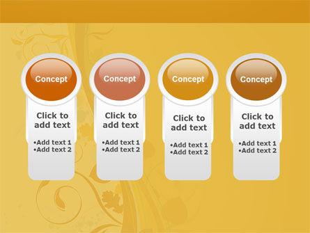 Autumn Theme PowerPoint Template Slide 5