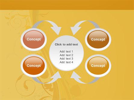 Autumn Theme PowerPoint Template Slide 6