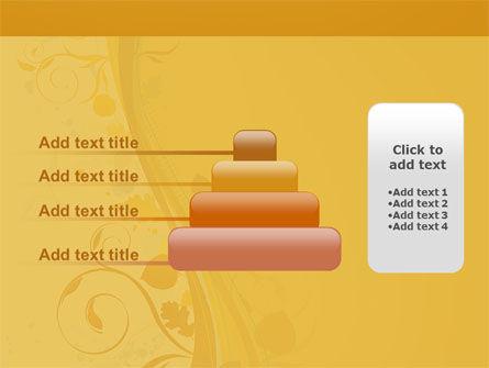 Autumn Theme PowerPoint Template Slide 8