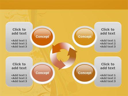 Autumn Theme PowerPoint Template Slide 9