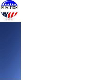 USA Elections PowerPoint Template, Slide 3, 03595, America — PoweredTemplate.com