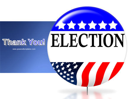 USA Elections PowerPoint Template Slide 20
