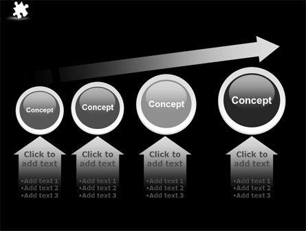 White Piece PowerPoint Template Slide 13