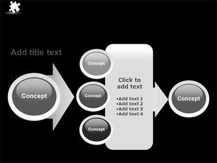 White Piece PowerPoint Template Slide 17