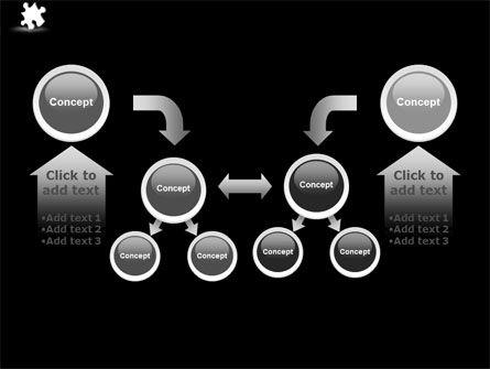 White Piece PowerPoint Template Slide 19