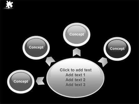 White Piece PowerPoint Template Slide 7