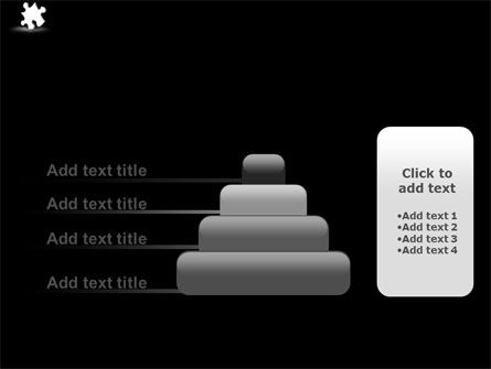 White Piece PowerPoint Template Slide 8