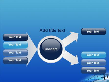 Swimming Pool PowerPoint Template Slide 14
