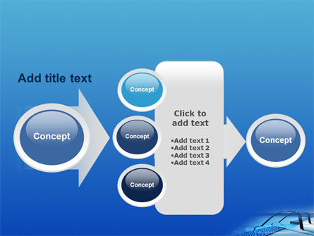 Swimming Pool PowerPoint Template Slide 17